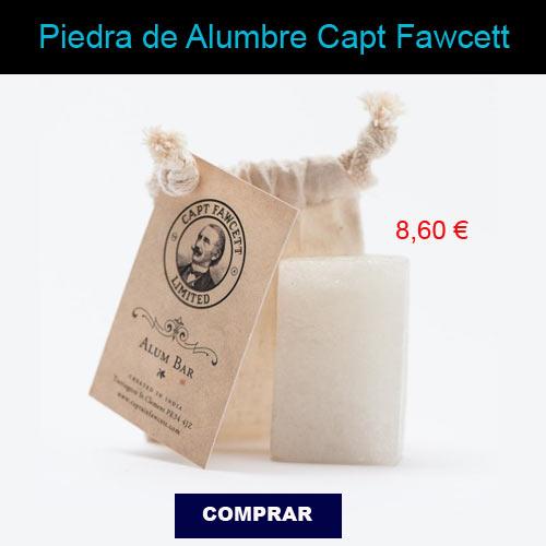PIEDRA DE ALUMBRE CAPT FAWCETT