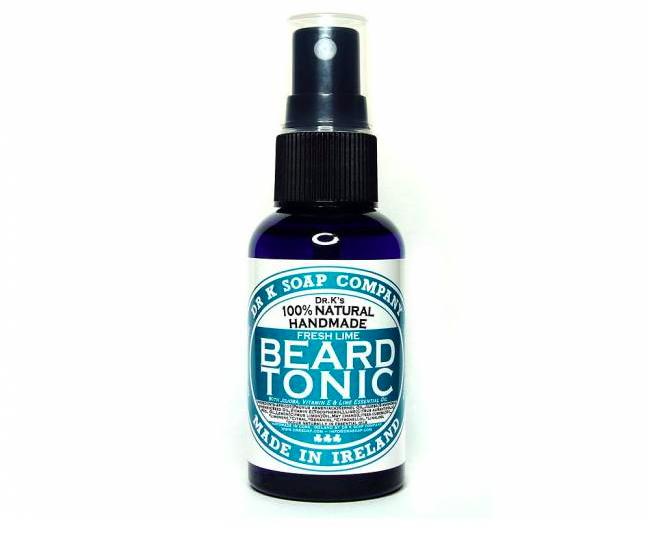 Tónico para barba Dr. K. Sopa Company – Fresh Lime