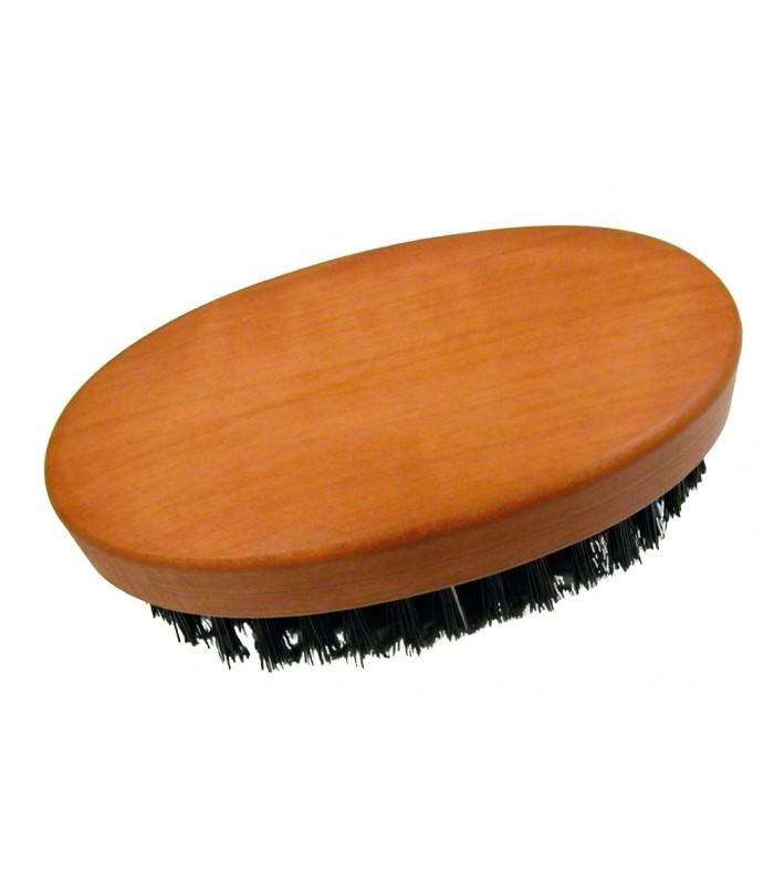 Cepillo oval pequeño para barba