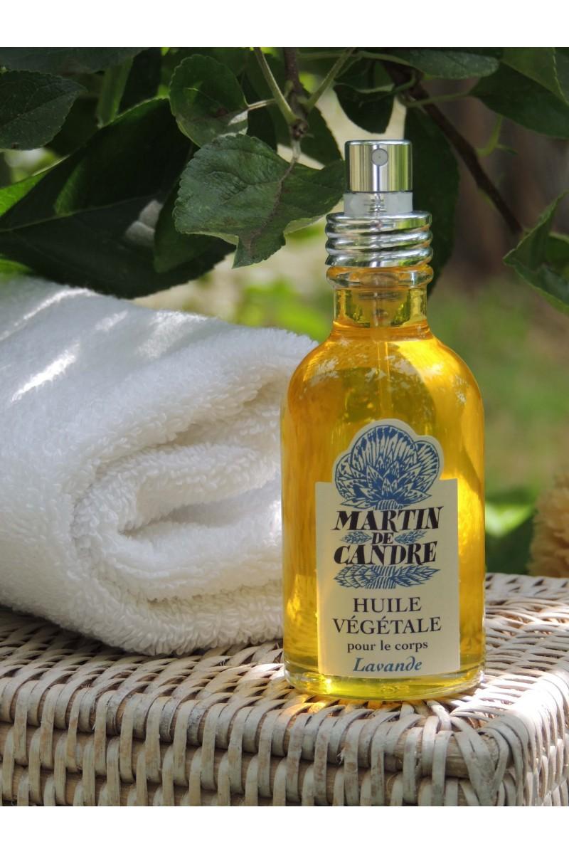 eliveli men - Aceite Vegetal Martin de Candre - Eucalipto 50 ml Frasco de Cristal