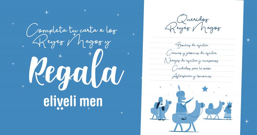 Regalos para hombres en Navidades: Regala elivelimen