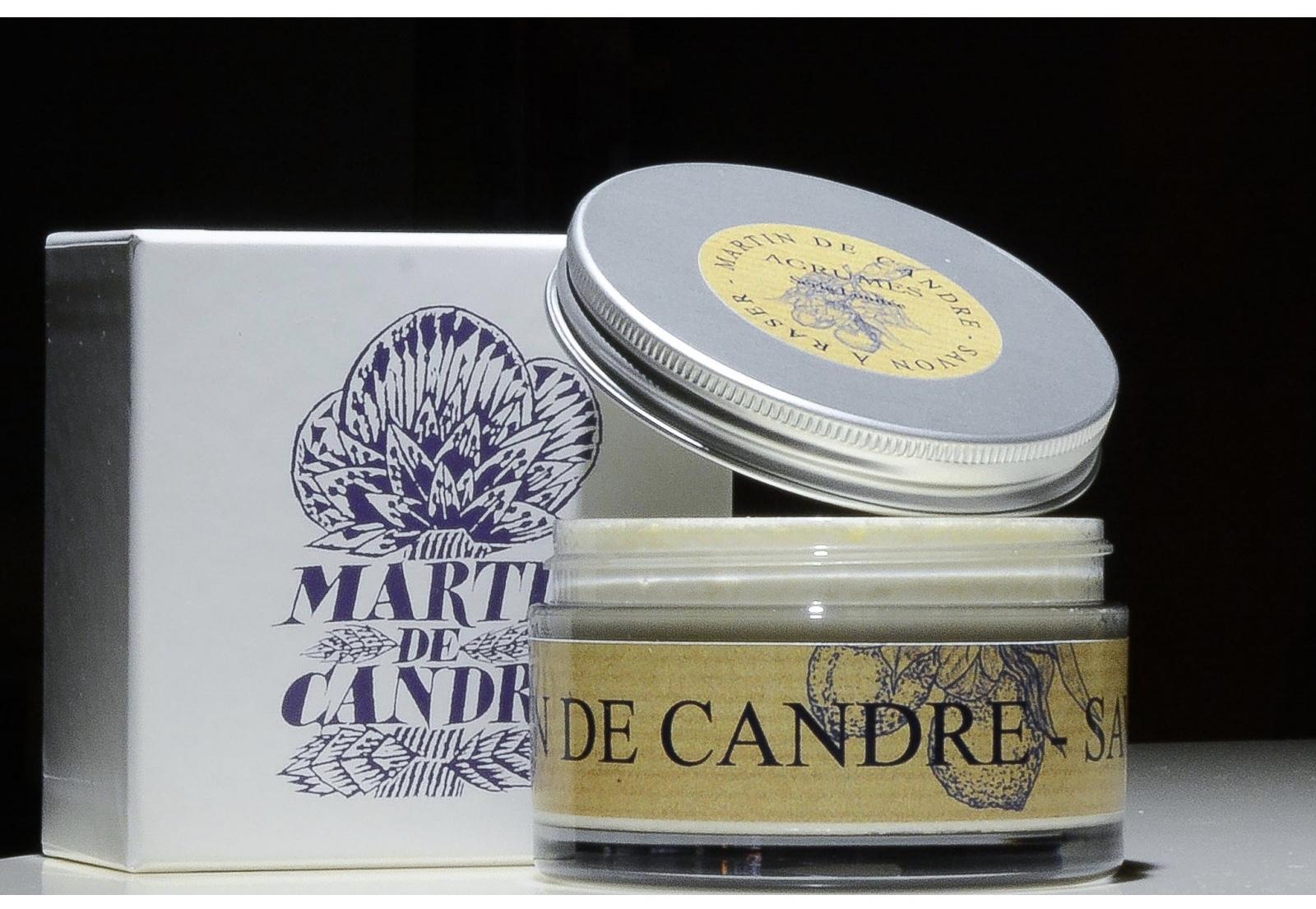 Jabón de Afeitar Martin de Candre - Agrumes (Limón) 200g