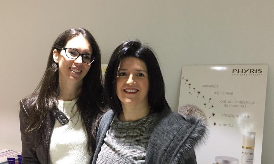 Dos magistrales jornadas de formación de la mano de Isabel Ruiz de Técnicas de Cupping combinadas con Radiofrecuencia.