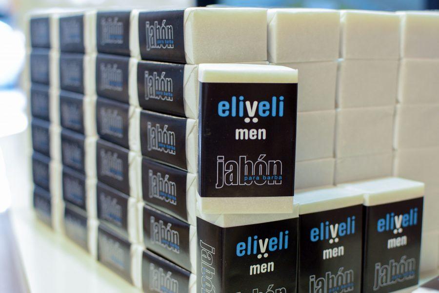 Jabón para barba eliveli men