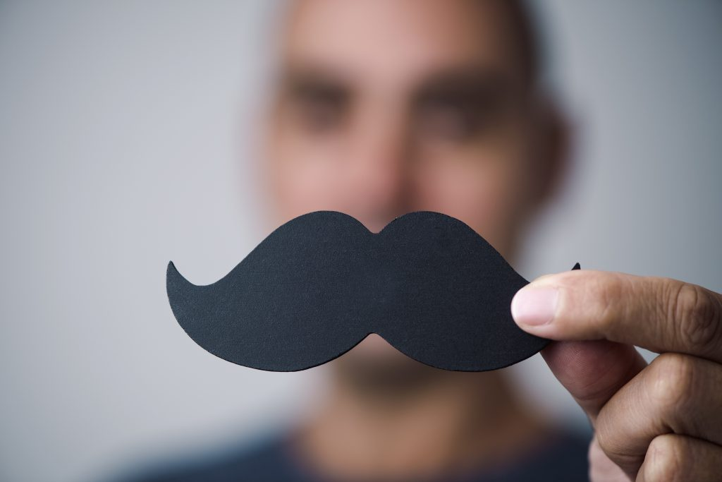 En noviembre, déjate crecer el bigote por Movember