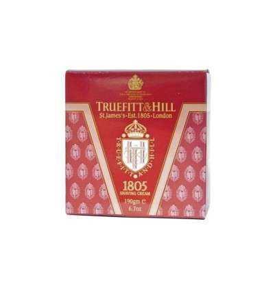 Crema de Afeitar Truefitt & Hill - 1805 - Tarro 190 g