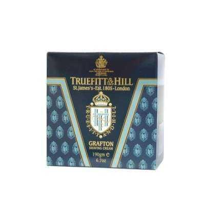 Crema de Afeitar Truefitt & Hill - Grafton - 190 g Comprar en Elivelimen Shop. Tienda online de Jabones y cremas de afeitar.