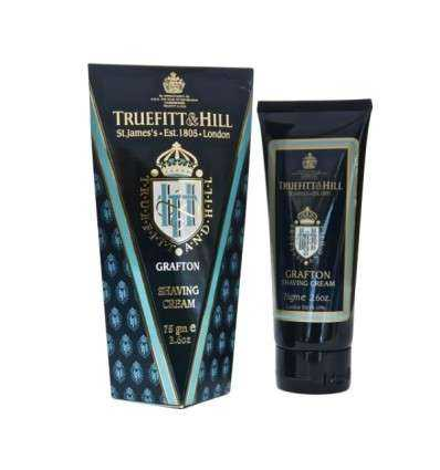 Crema de Afeitar Truefitt & Hill - Grafton - Tubo 75 g Comprar en Elivelimen Shop. Tienda online de Jabones y cremas de afeitar.