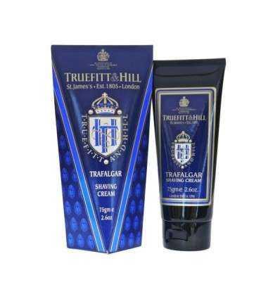 Crema de Afeitar Truefitt & Hill - Trafalgar - Tubo 75 g Comprar en Elivelimen Shop. Tienda online de Jabones y cremas de afeita