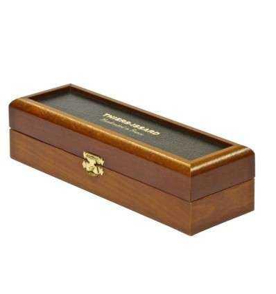 Caja para Dos Navajas - Thiers Issard Comprar en Elivelimen Shop. Tienda online de Accesorios para el Afeitado Clásico.