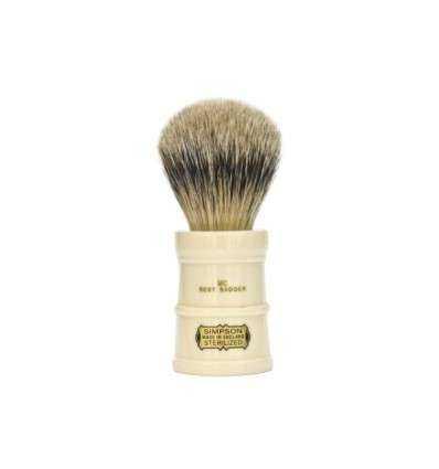 Brocha de Afeitar Milk Churn Best Badger Comprar en Elivelimen Shop. Tienda online de Brochas de afeitar.