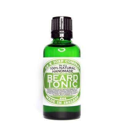 Tónico Barba Dr. K. Soap Company - Woodland Spice 50 ml - comprar online elivelimenshop