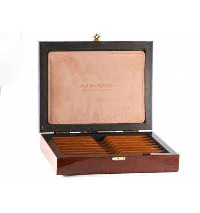 Caja para 7 Navajas Cristal Thiers Issard Comprar en Elivelimen Shop. Tienda online de Navajas de afeitar.