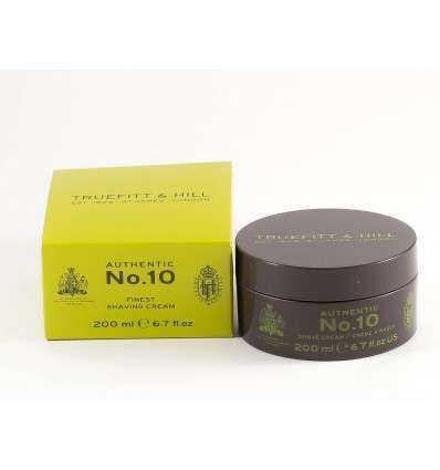 Crema de Afeitar Truefitt and Hill - Nº10 - 200 ml - comprar online elivelimenshop