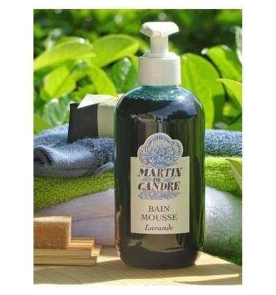 Gel de Baño Mousse Lavanda Natural 250 ml con dosificador - Martin de Candre - comprar online elivelimenshop