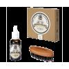 Pack Mr. Bear Citrus Aceite y Cepillo Para La Barba Comprar en Elivelimen Shop. Tienda online de Barba y Bigote.