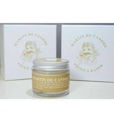 Martin de Candre - Jabón de Afeitar Clásico 50 g
