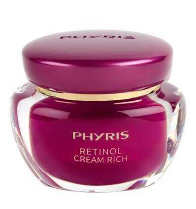 Crema Anti-Edad Retinol Cream Rich - Phyris - 50 ml - comprar online elivelimenshop