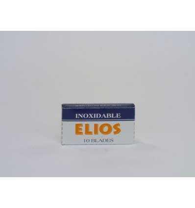 Cuchillas de Afeitado Clásico Elios 10 Hojas Comprar en Elivelimen Shop. Tienda online de Cuchillas.