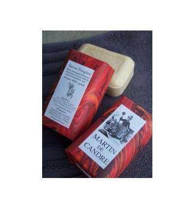 Jabón corporal helecho (fougère)100 gramos Martin de Candre