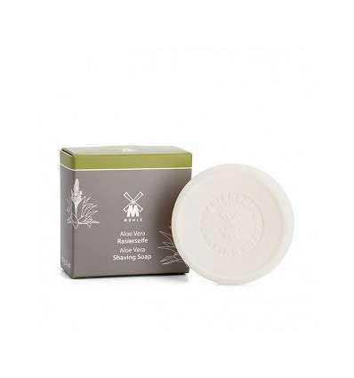 Recambio de Jabón de Afeitar Mühle - Aloe 65 g Comprar en Elivelimen Shop. Tienda online de Jabones de afeitar.