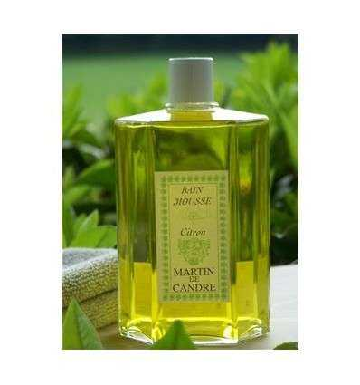 Jabón de Baño Mousse Limón Natural 250 ml - Martin de Candre comprar online