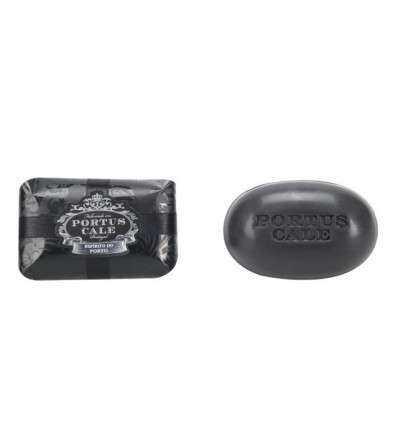Jabón de Baño Portus Cale 250 g - Línea Black Edition-comprar online elivelimenshop