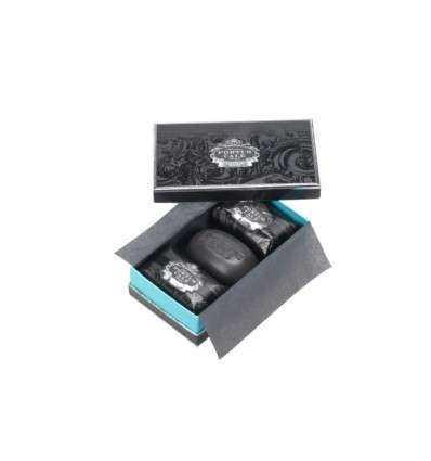 Set Jabones de Baño Portus Cale Black Edition -150 g X 3-comprar online elivelimenshop