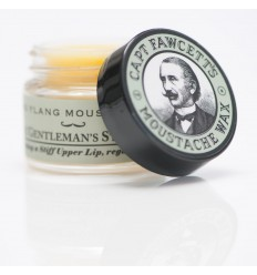 Captain Fawcett's - Cera para bigote aroma Ylang 15 ml