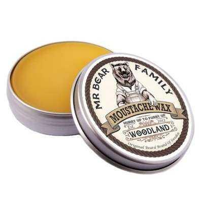 Cera para Bigote Mr. Bear Family - Woodland - 30 ml - comprar online elivelimenshop