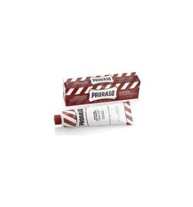 Crema de Afeitar Proraso - Sándalo y Karité 150ml - comprar online elivelimenshop