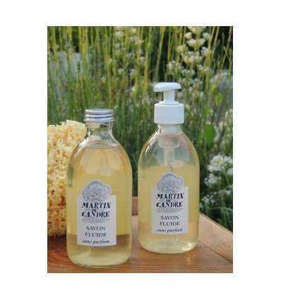 Jabón de Baño Fluido Neutro 300ml - Martin de Candre- comprar online