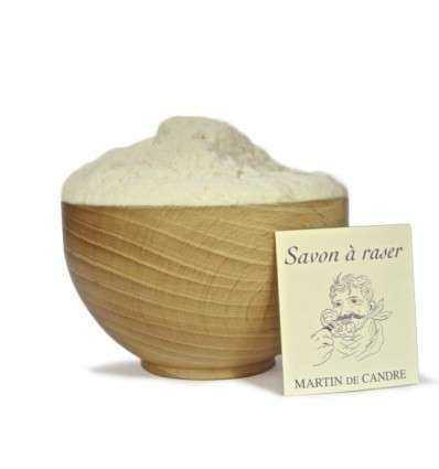 Jabón de afeitar en bol de haya 230 gramos - Martin de Candre comprar online